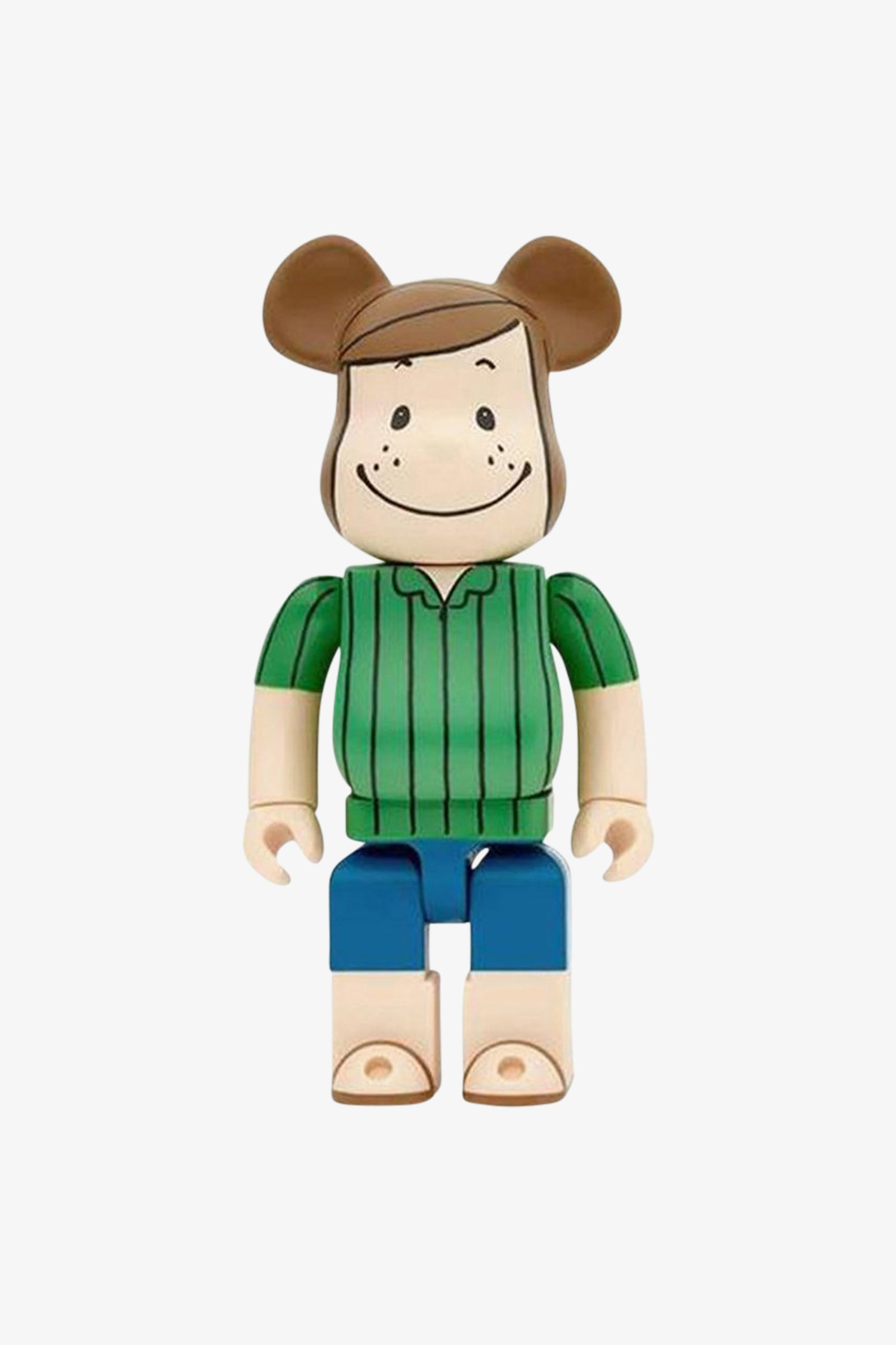 "Selectshop FRAME - MEDICOM TOY Peanuts ""Peppermint Patty"" Be@rbrick 400% Toys Dubai"