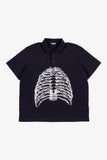 Selectshop FRAME - PLEASURES Ribs Polo Shirt Shirt Dubai