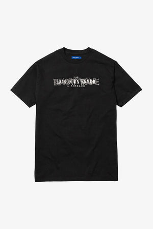 Selectshop FRAME - KNOW WAVE Rimbaud T-Shirt T-Shirt Dubai