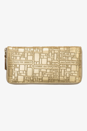 Selectshop FRAME - COMME DES GARCONS WALLETS Logotype Wallet (SA0110EG) Accessories Dubai