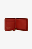 Selectshop FRAME - COMME DES GARCONS WALLETS Polka Dot Leather Wallet (SA7100PD) Accessories Dubai