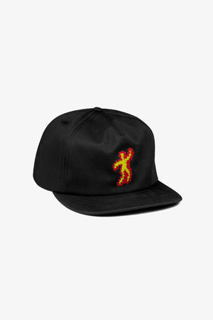 Selectshop FRAME - CALL ME 917 Scorched Hat Headwear Dubai