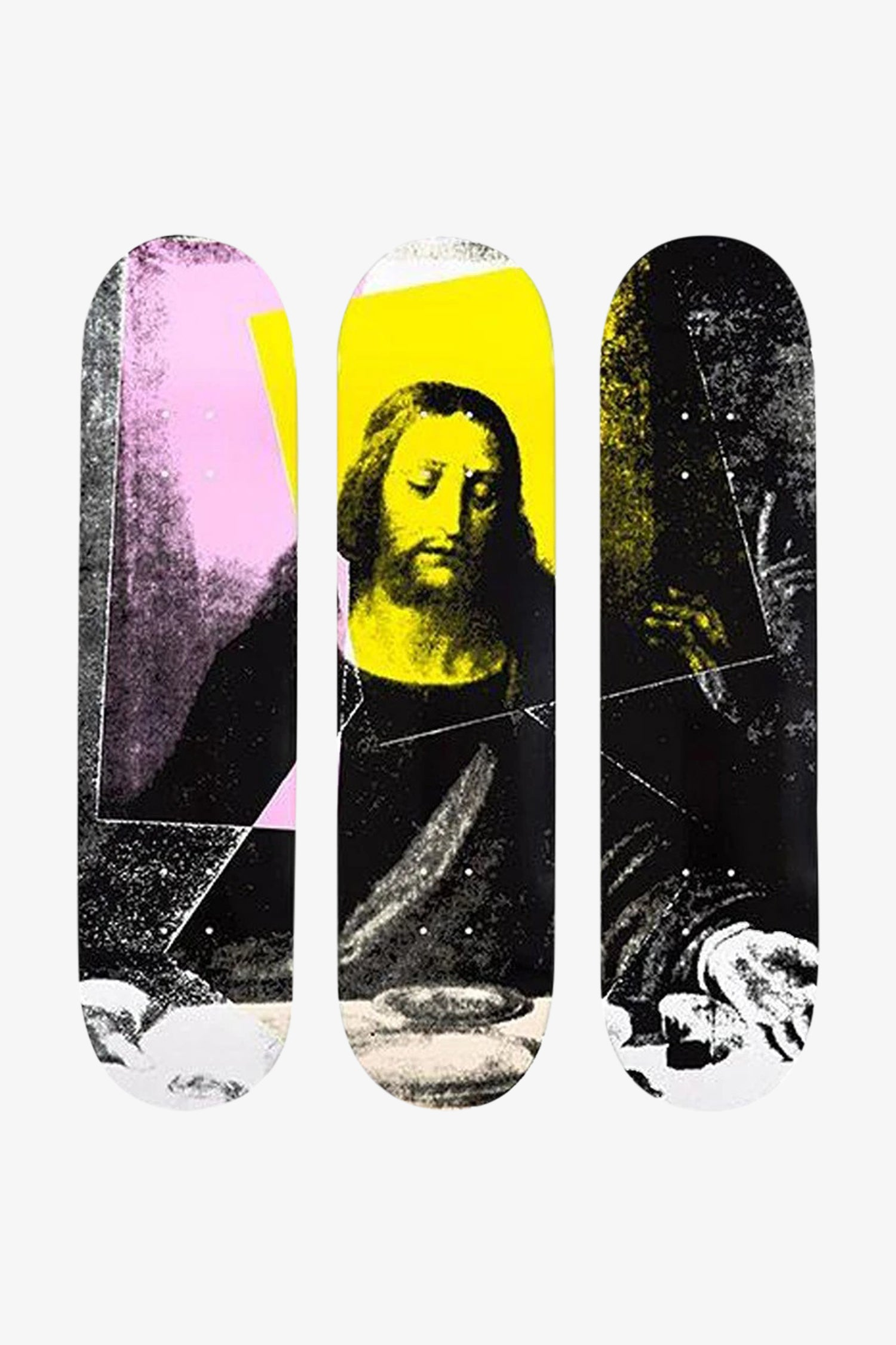 "Selectshop FRAME - THE SKATEROOM Andy Warhol ""Last Supper"" Accessories Dubai"