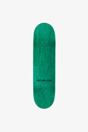 Selectshop FRAME - CALL ME 917 Smokey Dialtone Deck Skateboards Dubai