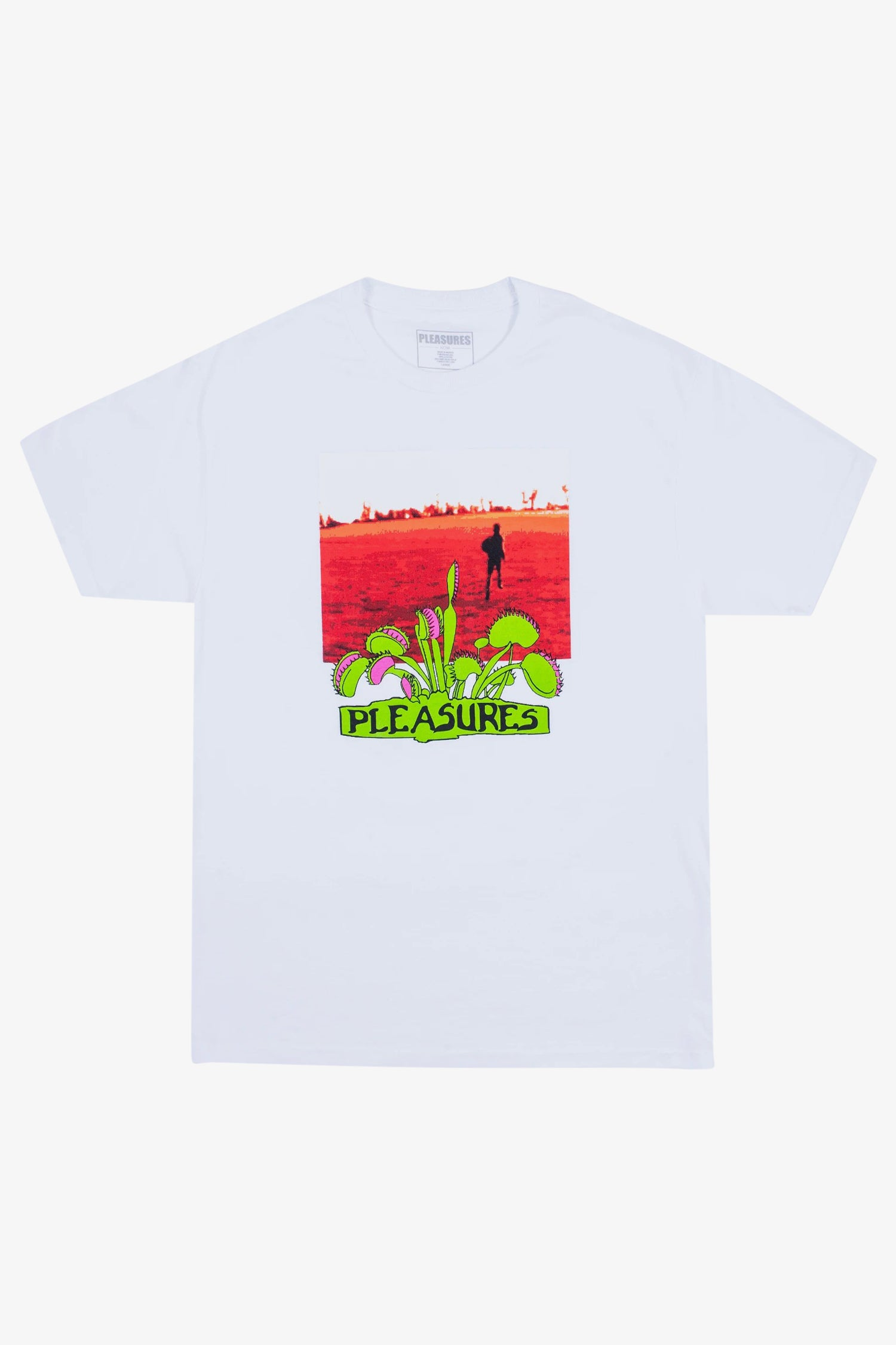 Selectshop FRAME - PLEASURES Trapped T-Shirt T-Shirt Dubai