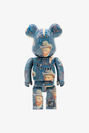 Selectshop FRAME - MEDICOM TOY Van Gogh Museum Self Portrait Be@rbrick 1000% Collectibles Dubai