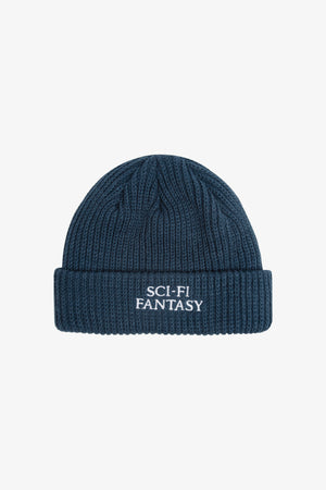 Selectshop FRAME - SCI-FI FANTASY Sci-Fi Fantasy Logo Beanie All-Accessories Dubai