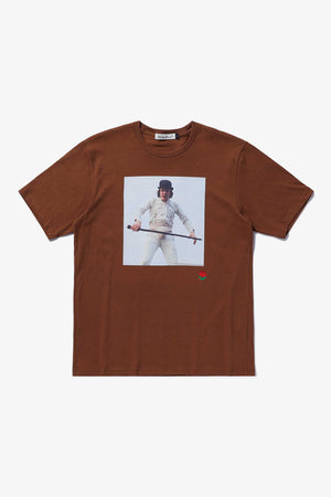 Selectshop FRAME - UNDERCOVER Clockwork Orange Printed T-shirt T-shirt Dubai