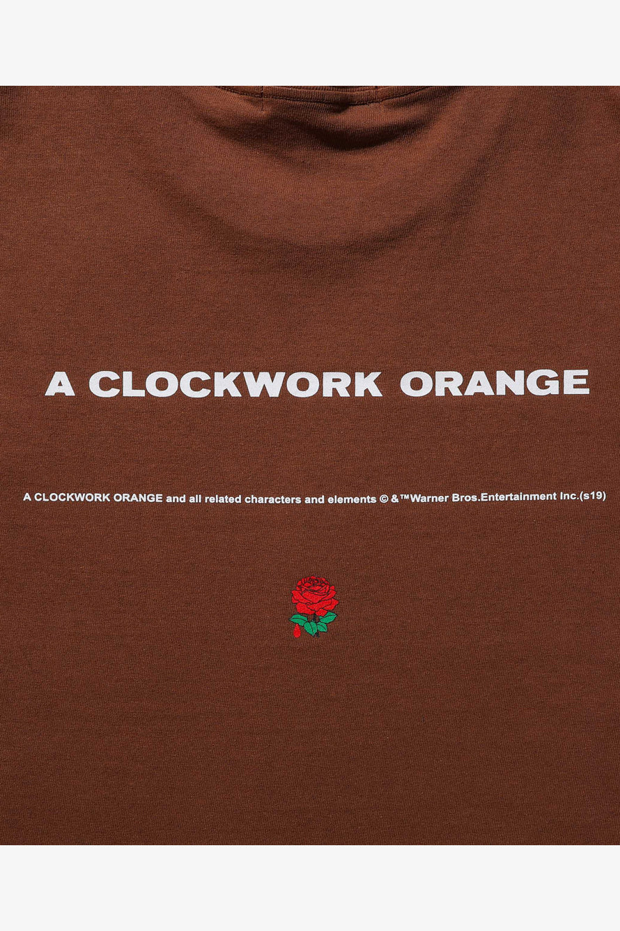 FRAME - UNDERCOVER Clockwork Orange Printed T-shirt