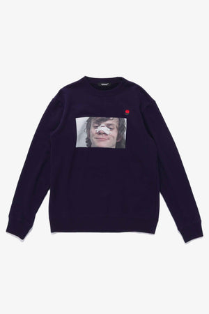 Clockwork Orange Printed Sweatshirt