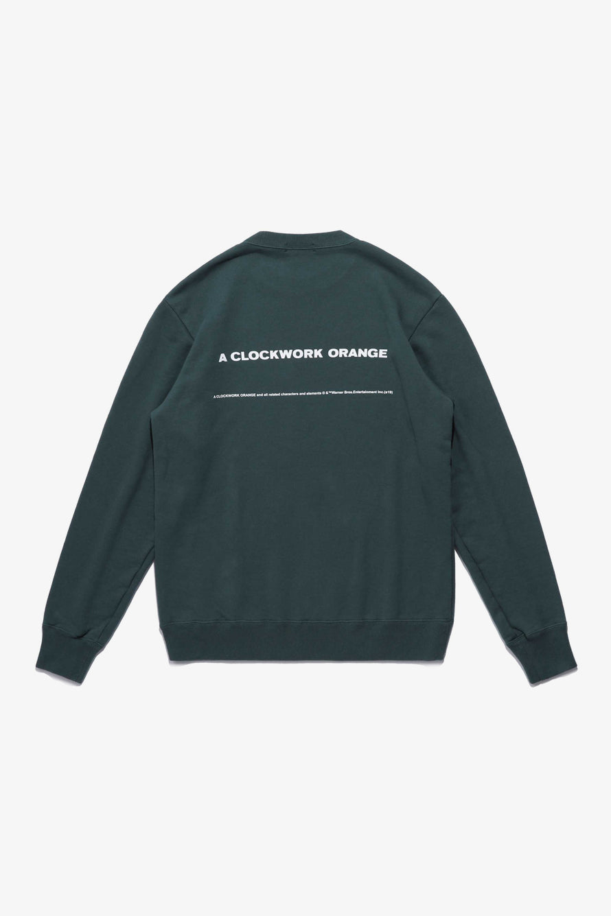 FRAME - UNDERCOVER Clockwork Orange Printed Sweatshirt