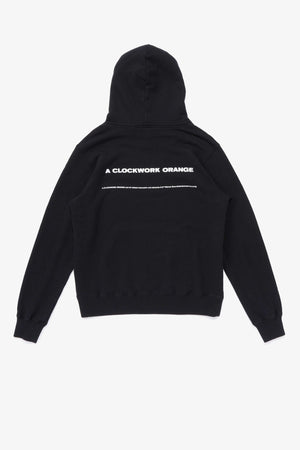 Selectshop FRAME - UNDERCOVER Clockwork Orange Printed Hoodie Sweatshirts Dubai