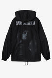 Cindy Sherman Hooded Zip-off Jacket