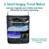 Stow-N-Go Portable Luggage System Bag