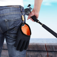 Anti-Slip Fish Grabber Protection - Quick Magnetic Release