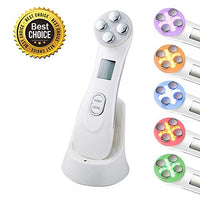 OuraSkin™ - Electroporation Mesotherapy LED Face Massager