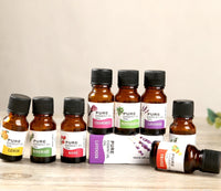 Natural Essential Oils for Aromatherapy