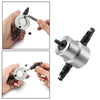 Double Headed Sheet Metal Nibbler - Drill Attachment