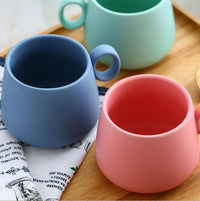 Ceramic Matte Breakfast Mug