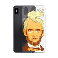 Donald Trump / Abraham Lincoln - iPhone Case
