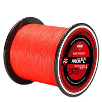 SeaKnight TriPoseidon Series - Braided Fishing Line - 300M 330Yards PE