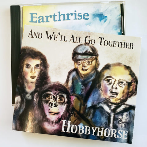 And We'll All Go Together & Earthrise Bundle (Signed CDs)