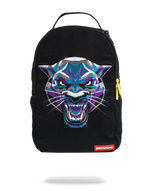 Sprayground Jungle Panther Backpack Black
