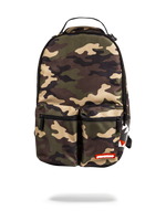 Sprayground Double Cargo Side Shark Camo