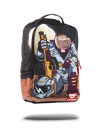 Sprayground Family Guy Peter Fashion Killa Backpack Black