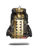 Sprayground Top Gear Vsm Gold Stencil Backpack
