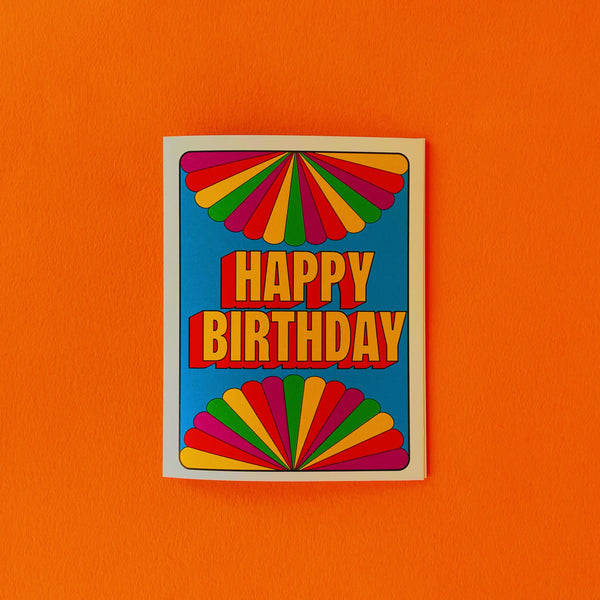 Happy Birthday But I Don't Want to Overdraft greeting card - Brownie Points for You
