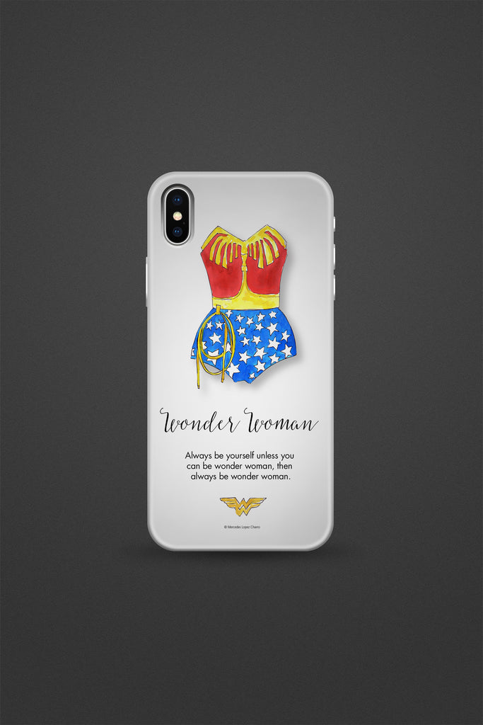 Wonder Woman Phone Case