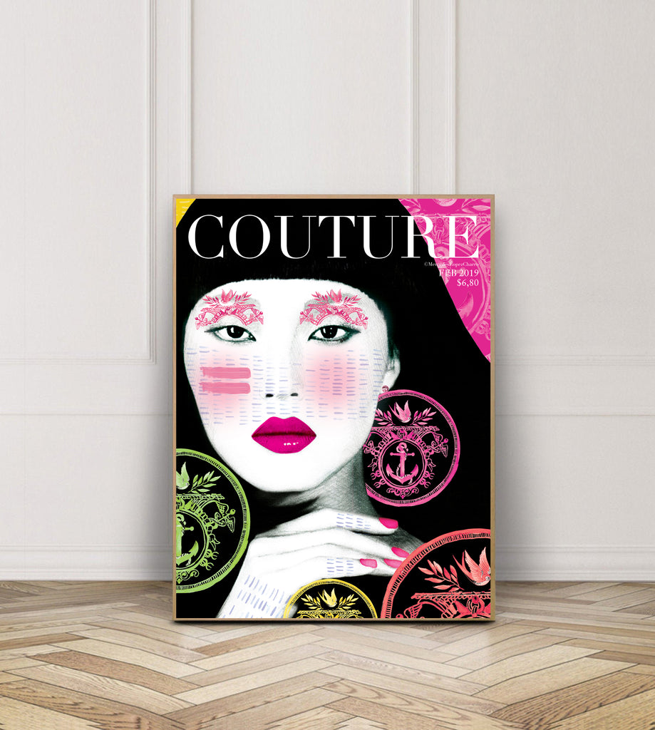 Couture China Girl