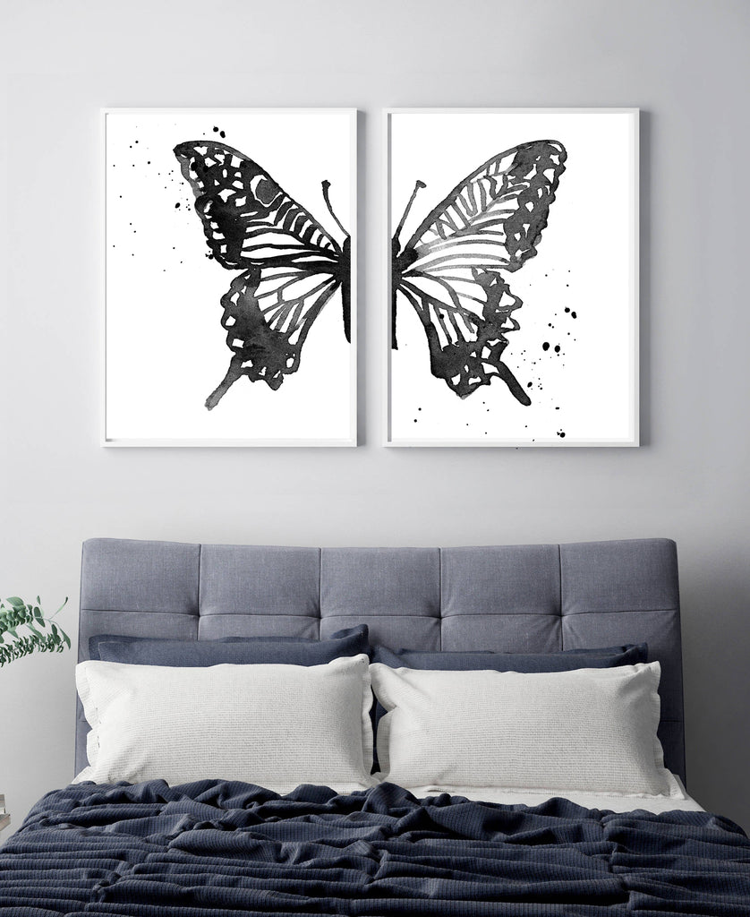 Half Butterfly (right)