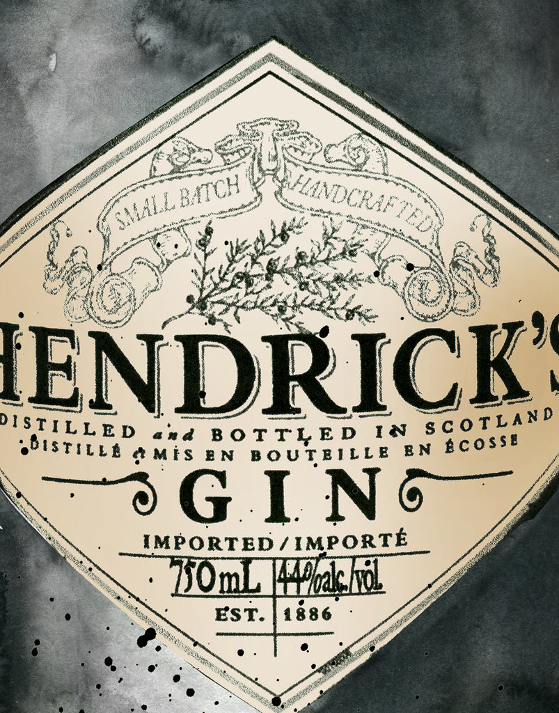 Hendricks Yellow Florals