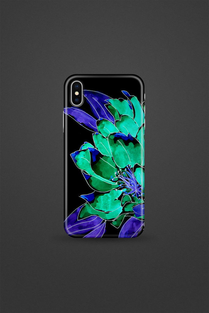 Wild florals Phone Case