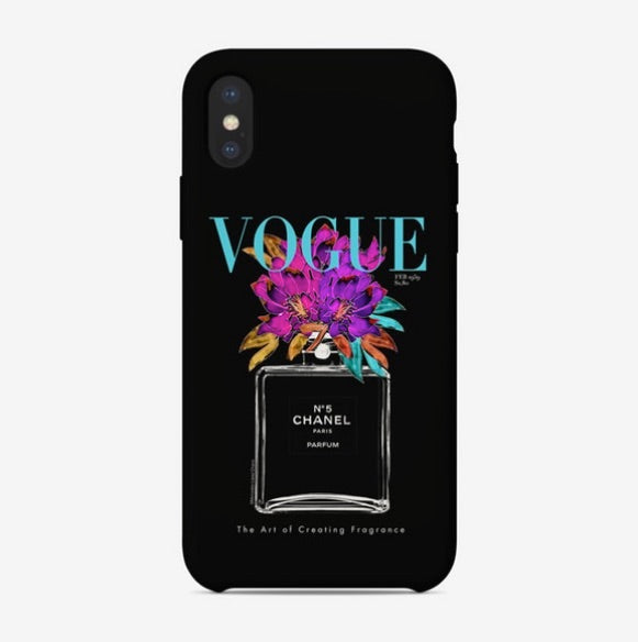 Vogue & Chanel phone cover