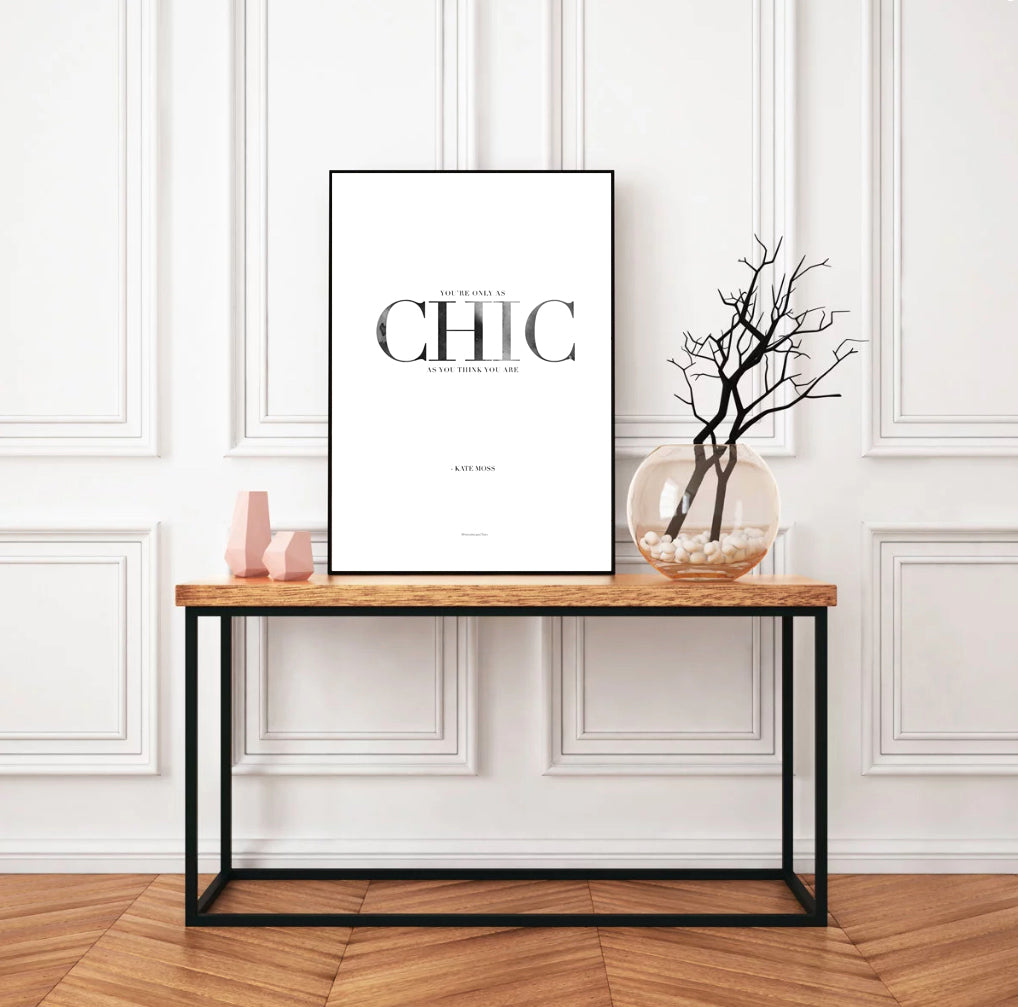 Only As Chic