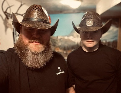 Outlaw and Tombstone Gone Country Hats