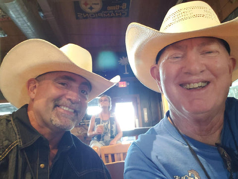 Cowboy hats near me at Gone Country Hats