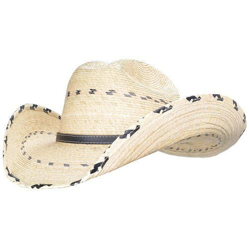 Kenny pinto palm Gone Country cowboy hat