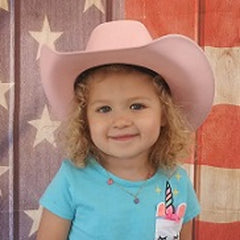 girl in cowgirl jr
