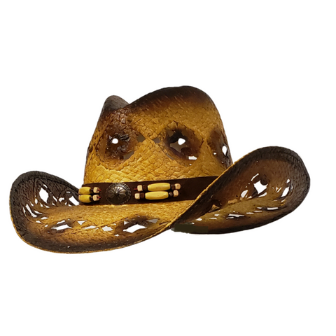Woven cowboy hat for girls. Gone Country Hats