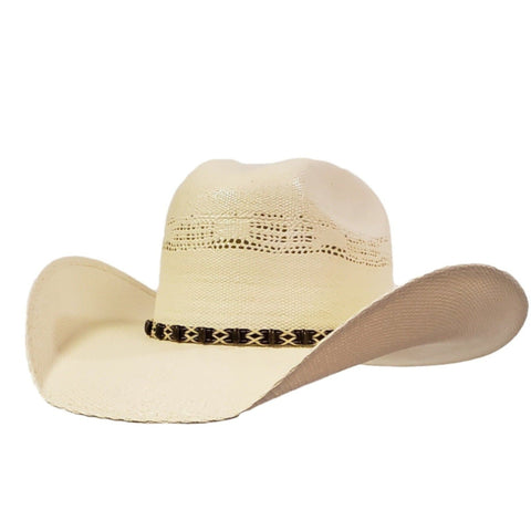 Woven cowboy hat. Gone Country Hats
