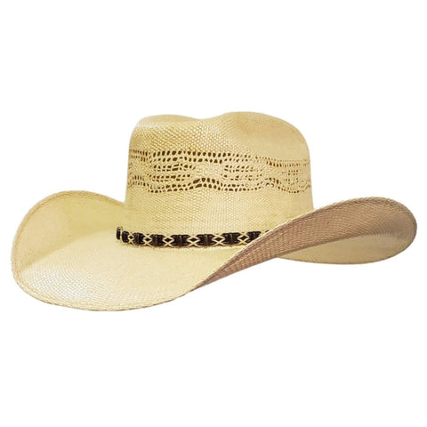 Rodeo style vented bangora cowboy hat. Gone Country Hats