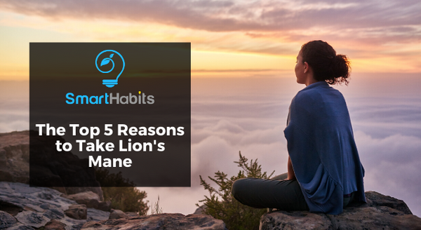 Top 5 Reasons To Take Lions Mane