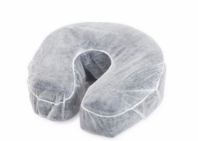 Disposable Fitted Face Cradle Covers x 50