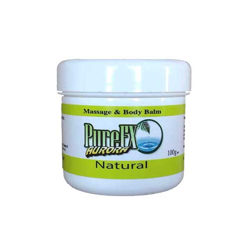 Natural Massage Balm