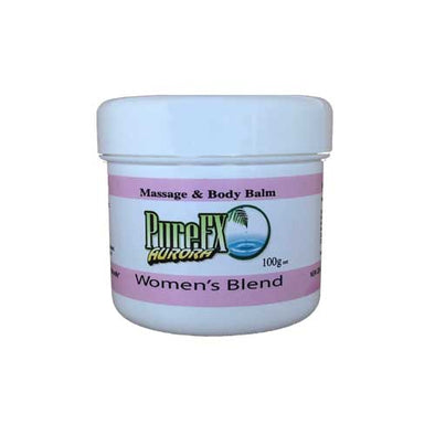 Womens Blend Massage Balm