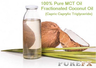 Fractionated Coconut Oil / MCT Oil